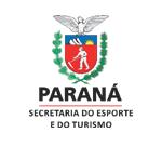 Logo Secretaria do Esporte e do Turismo do Paraná